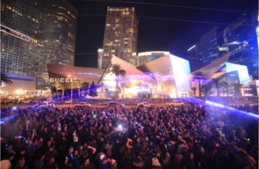 Red Bull New Year's Eve