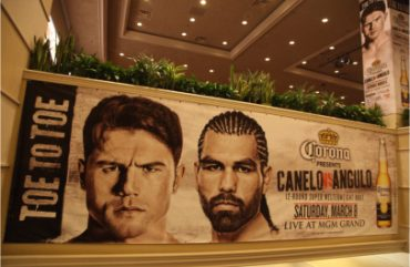 Official Canelo vs. Angulo Pre-Party
