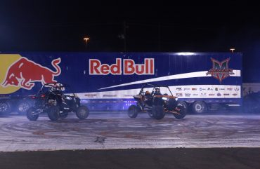 Red Bull Polaris RZR Launch